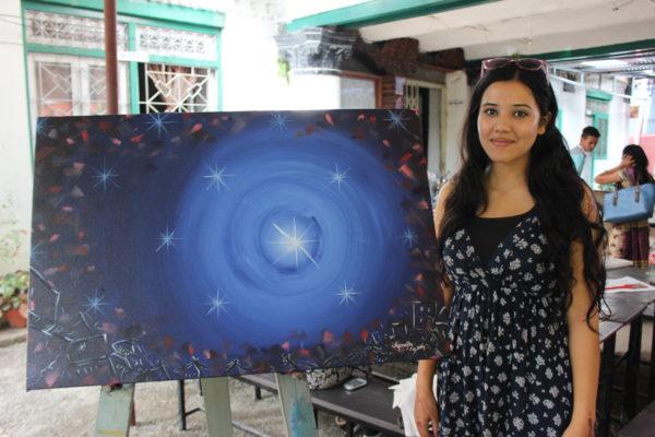 aprajita-basnet-artist-with-painting-2