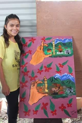 rebina-shahi-artist-with-painting-2-nxpowerlite